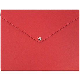 Recycled Red Kraft Snap Closure Portfolio