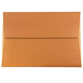 Brown 4bar A1 Envelopes - 3 5/8 x 5 1/8