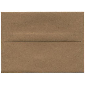 Brown A6 Envelopes - 4 3/4 x 6 1/2