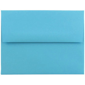 Blue A2 Envelopes - 4 3/8 x 5 3/4