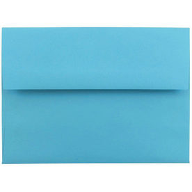 Blue A6 Envelopes - 4 3/4 x 6 1/2