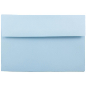 Blue A9 Envelopes - 5 3/4 x 8 3/4