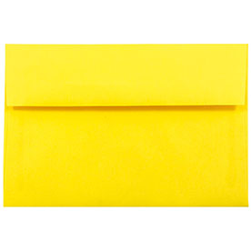 Yellow A10 Envelopes - 6 x 9 1/2