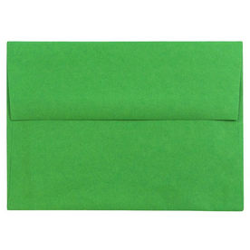 Green A6 Envelopes - 4 3/4 x 6 1/2