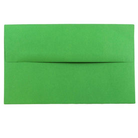 Green A10 Envelopes - 6 x 9 1/2