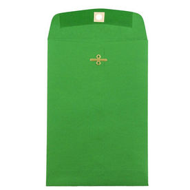 Green 10 x 13 Envelopes