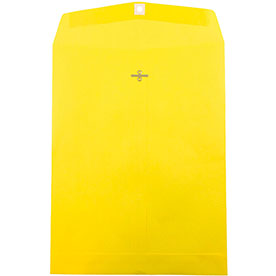 Yellow 9 x 12 Envelopes