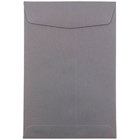 Silver & Grey 6 x 9 Envelopes