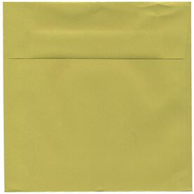 Green 5 1/2 x 5 1/2 Square Envelopes
