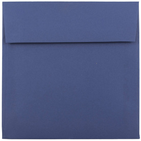 Blue 8 1/2 x 8 1/2 Square Envelopes