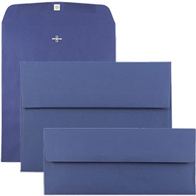 Presidential Blue Envelopes & Paper