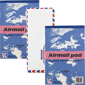 Airmail Stationery Sets