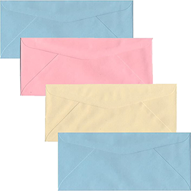 #9 Closeout Envelopes