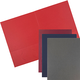 Folders and Matching Envelopes