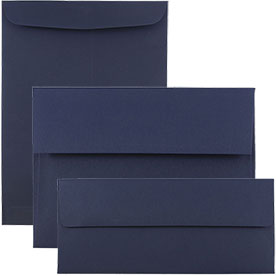 Navy Blue Envelopes & Paper