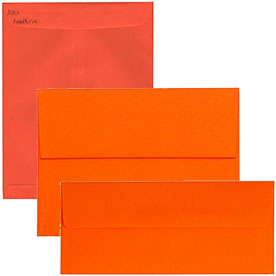 Mandarin Orange Envelopes