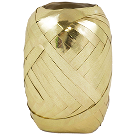 Gold Curling Ribbon
