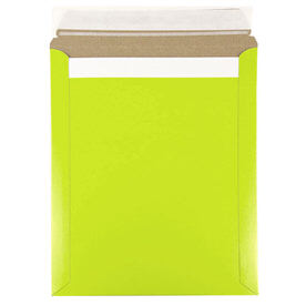 Green 11 x 13 1/2 Envelopes