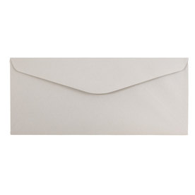 Grey #14 Envelopes - 5 x 11 1/2