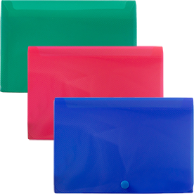 Plastic Index Card Cases