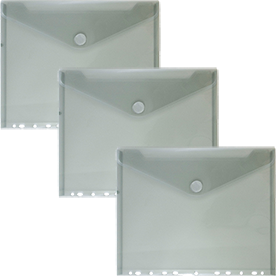 Binder Closeout Envelopes