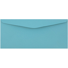 Blue #9 Envelopes - 3 7/8 x 8 7/8