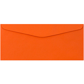 Orange #9 Envelopes - 3 7/8 x 8 7/8