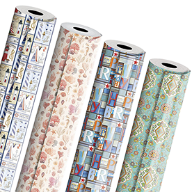 Design Industrial-Size Wrapping Paper