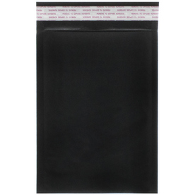 Black 6 x 8 1/2 Envelopes