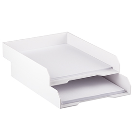 Stackable Paper Trays
