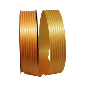 Gold Tux Stripe Ribbon