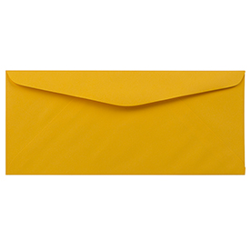 Gold #9 Envelopes - 3 7/8 x 8 7/8