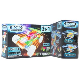 3-in-1 Light FX Playsets