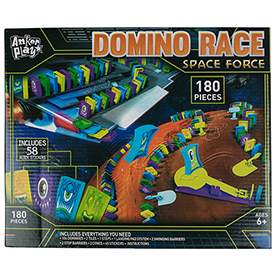 Domino Race Space Force Playsets
