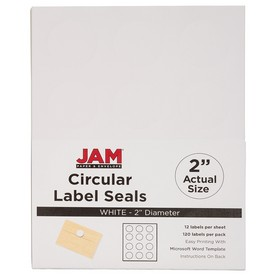 2 Inch Circle Labels