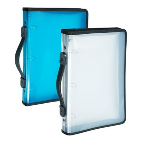 Zipper 1.5 Inch Binders