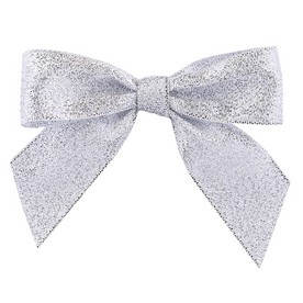 Metallic Twist Tie Bows