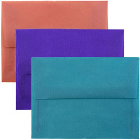 A2 Translucent Closeout Envelopes