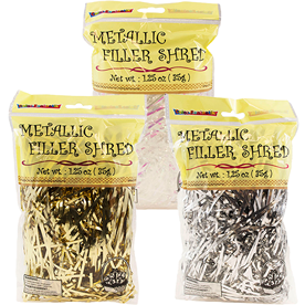 Metallic Shred Filler