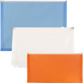 Zip Closure Envelopes
