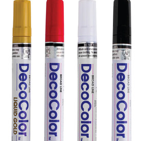 Broad Line Opaque Paint Markers