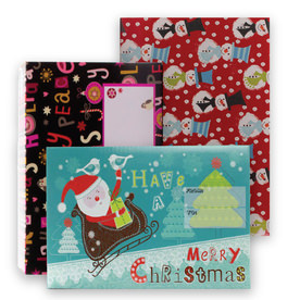 Christmas Mailing Boxes with Safety Lock