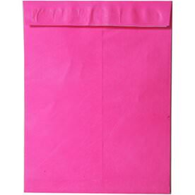 Pink Tyvek® Envelopes - 10x13