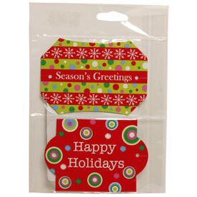 Holiday Package Tags