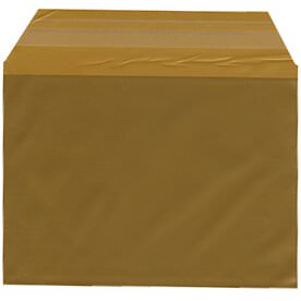 Gold 4 5/8 x 6 7/16 Envelopes