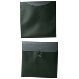 Green 13 x 13 Envelopes