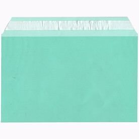 Green 5 7/16 x 8 5/8 Envelopes