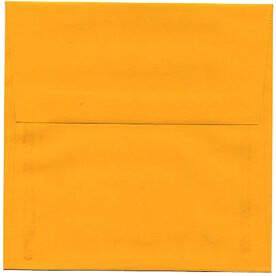 Yellow 5 1/2 x 5 1/2 Square Envelopes