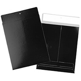 Black 13 x 18 Envelopes