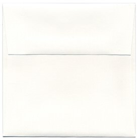 White 5 1/4 x 5 1/4 Square Envelopes